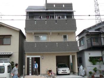 大阪市 A様邸 新築施工事例