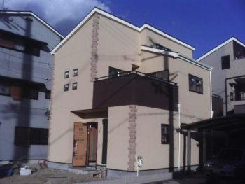 大阪市 O様邸 新築施工事例